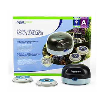 Aquascape Pond Aeration