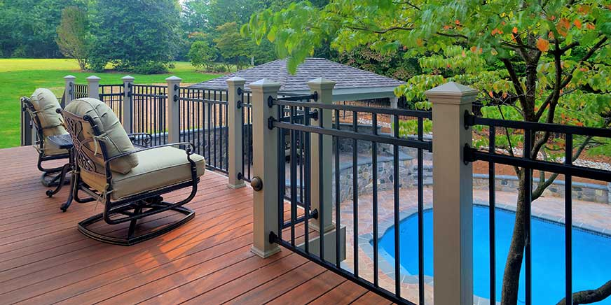 Fortress Vintage Square Deck Balusters