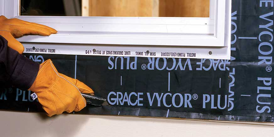 Grace Window and Door Flashing