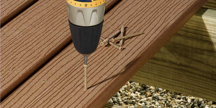 FastenMaster Cortex for Decks
