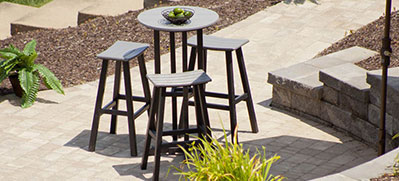 POLYWOOD Bar Stool Collection