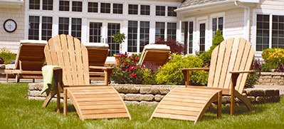 Three Birds Casual | Adirondack Chair