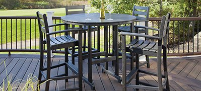 Trex Outdoor Furniture Bar Furniture