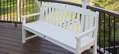 Trex Outdoor Furniture Benches
