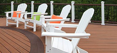 Trex Outdoor Furniture Chairs