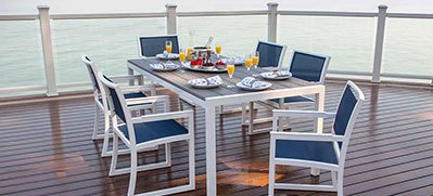 Trex Outdoor Furniture Parsons