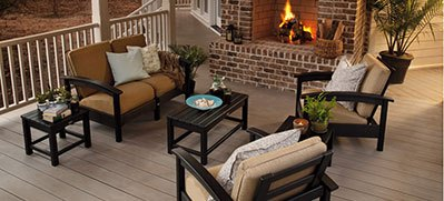 Trex Outdoor Furniture Rockport
