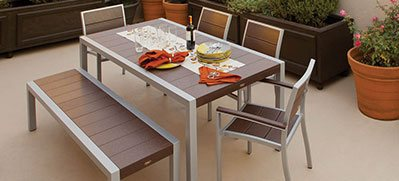 Trex Outdoor Furniture Surf City