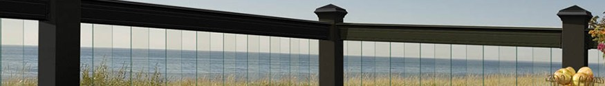 Deckorators Scenic Glass Balusters