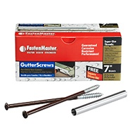 FastenMaster Gutter Screws