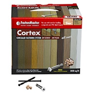 FastenMaster Hidden Deck Screws