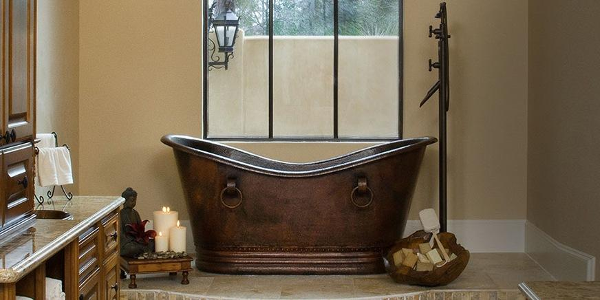 Premier Copper Products Bathtubs and Soaking Tubs