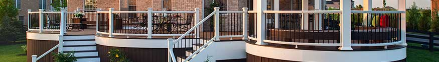 Trex Transcend Composite Railings