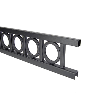 Fe26 Fortress Iron Railing Accessories