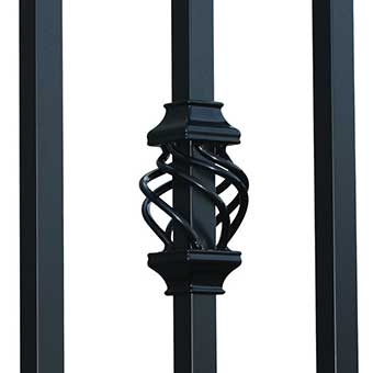 DekPro Aluminum Baluster Accessories