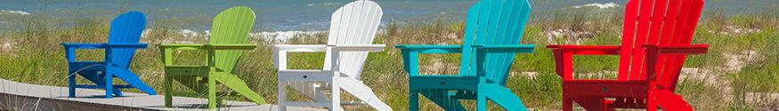 Trex Outdoor Composite Chairs