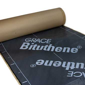 Grace Bituthene Waterproof Membrane