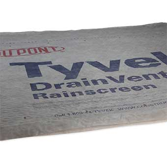 Tyvek DrainVent Rainscreen