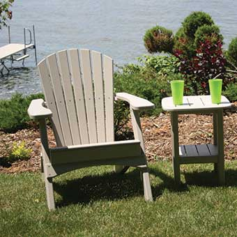 Poly Lumber Chairs | Perfect Choice Furniture