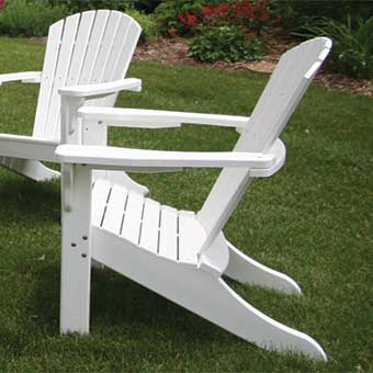 Adirondack Chairs | Perfect Choice Furniture