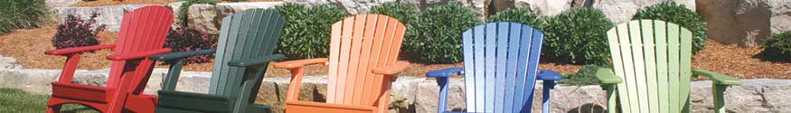 Perfect Choice Furniture Adirondack Chairs
