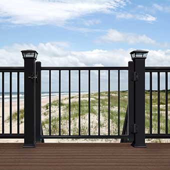 Deckorators Aluminum Gate