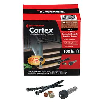 FastenMaster Cortex Deck Plugs