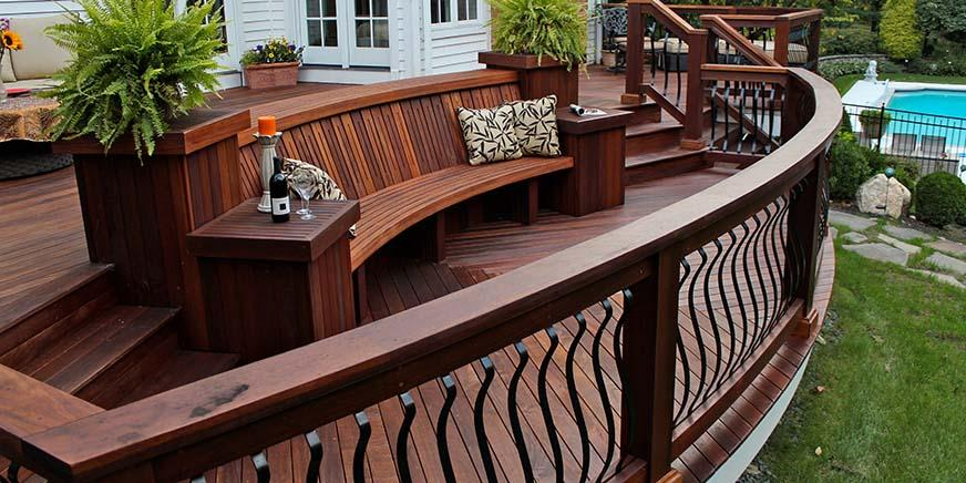 Fortress Vintage Round Deck Balusters