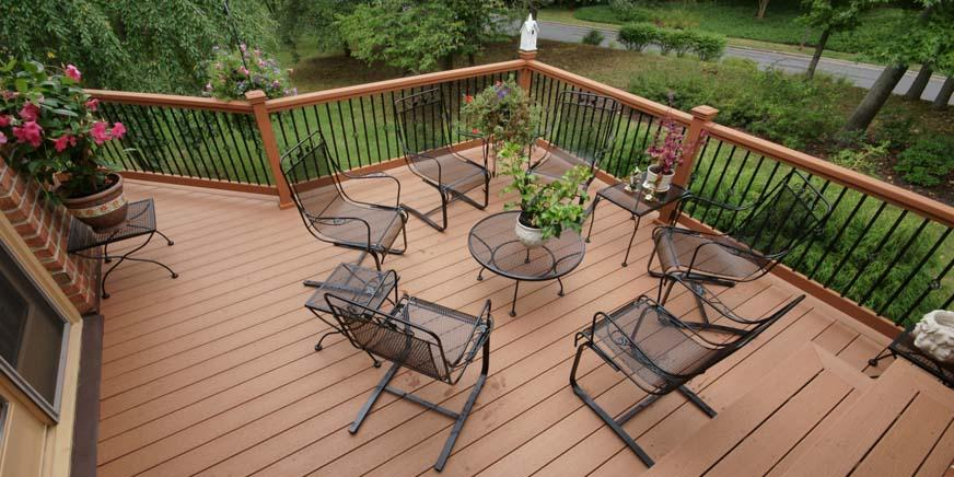 Fortress Belly & Bow Deck Balusters