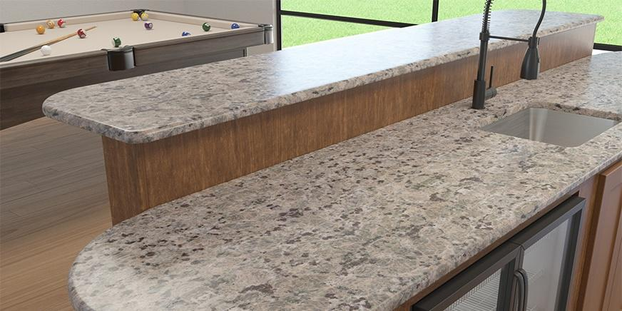 Rock Solid Countertop Brackets