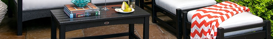POLYWOOD Outdoor Accent Tables