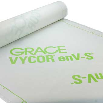 Grace Vycor enV-S House Wrap