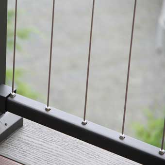 Fortress Cable Railing