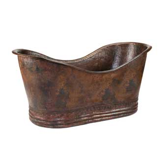 Premier Copper Products Bathtubs & Soaking Tubs