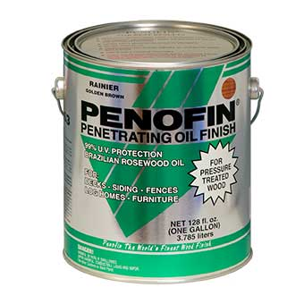 Penofin Pressure Treated Wood Stain & Penetrating Oil