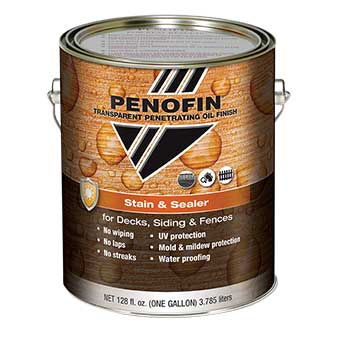 Penofin Deck Stain & Penetrating Oil