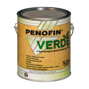 Penofin Stain & Penetrating Oil for Outdoor Furniture
