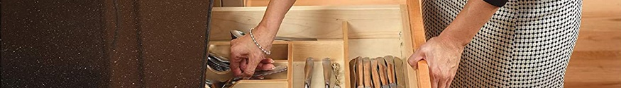 Rev-A-Shelf Kitchen Drawer Storage