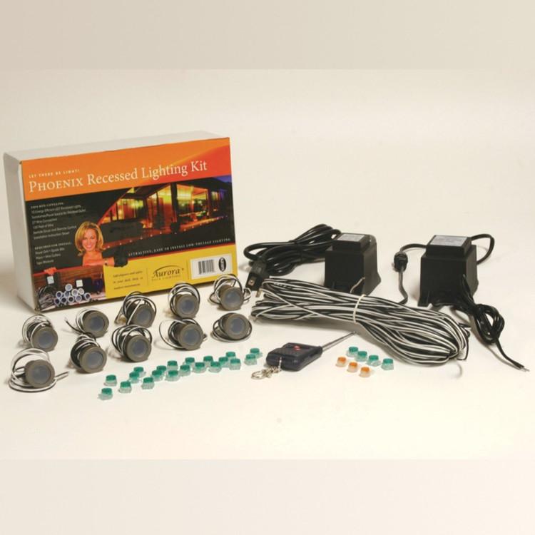 Phoenix Recessed Led Lighting Kit 12 Volt Aurora Deck