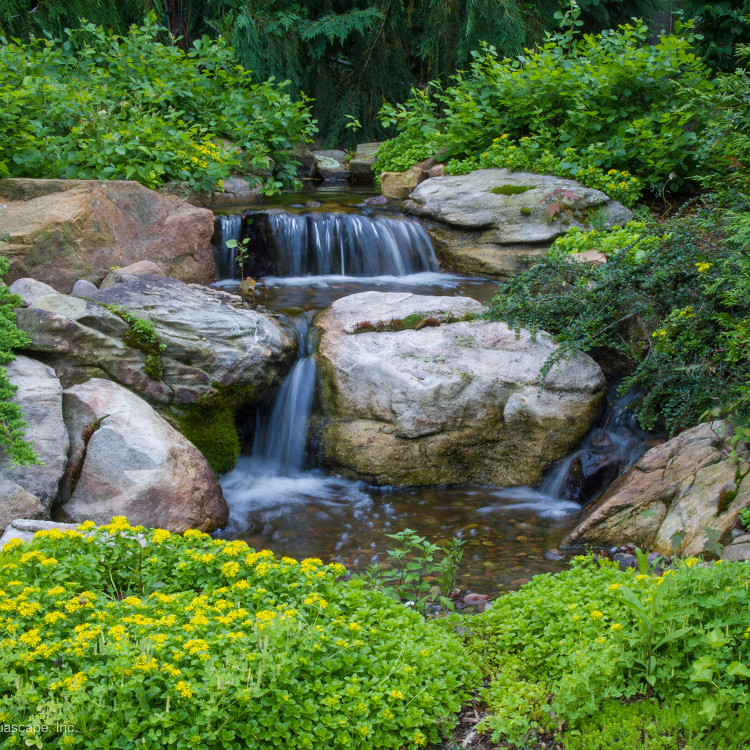 Large Pondless Waterfall Kit - Stream And Pump