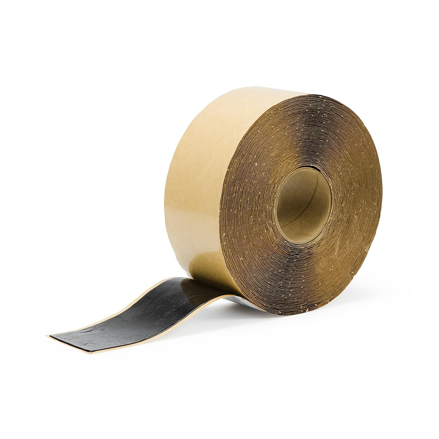 """3/"""" x 25/' Double Sided Pond Liner Tape for Sealing /& Waterproofing Seams"""