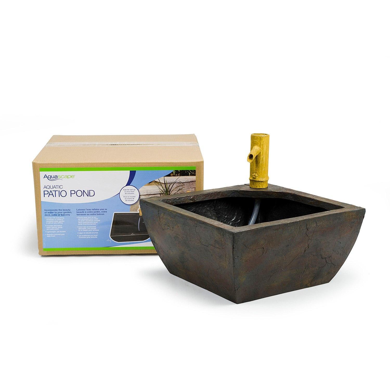 Quick View · Aquatic Patio Pond Kit ...