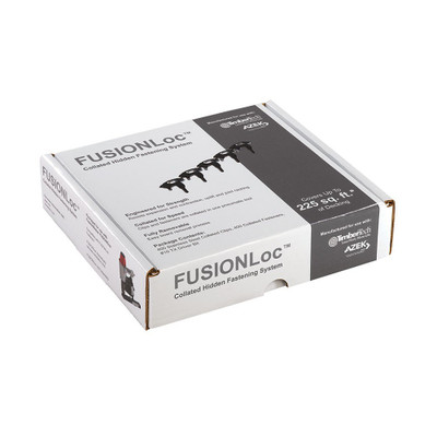 Azek FUSIONLoc Fasteners Collated