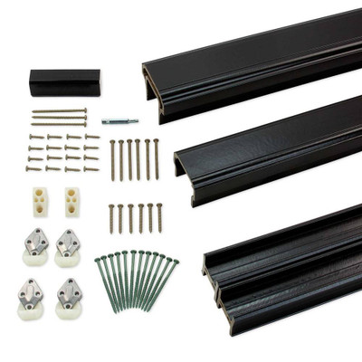 Premier Rail Pack for Cable, Glass, or Aluminum Balusters - 6'