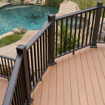 Premier Rail Pack for Composite Balusters - 6'