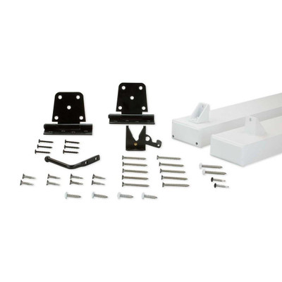 Premier Rail Universal Gate Hardware Kit - 36""