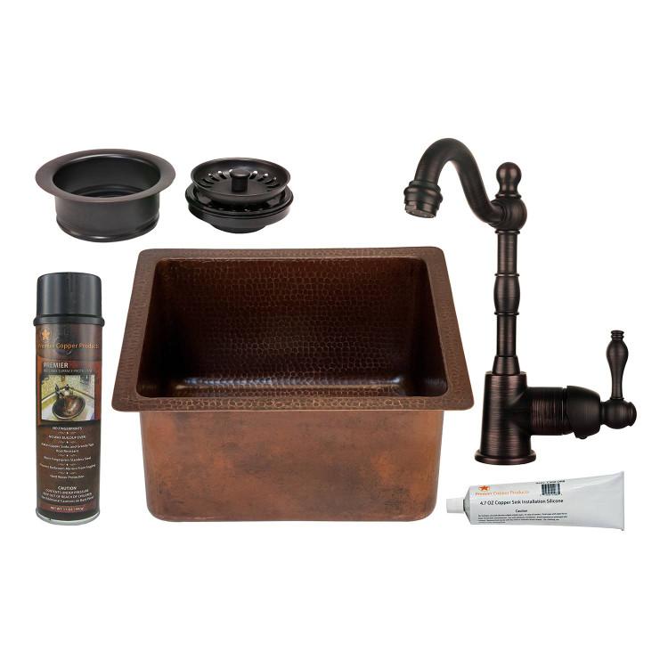 "Premier Copper Products 16"""