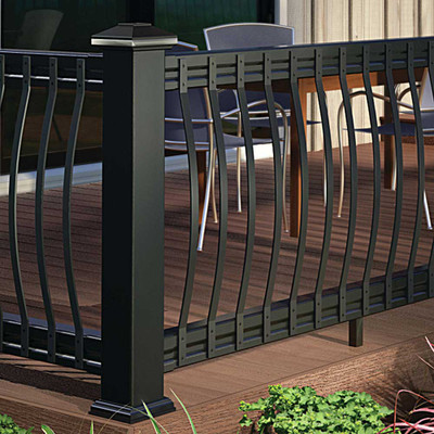 Deckorators Arc Face Mount Balusters