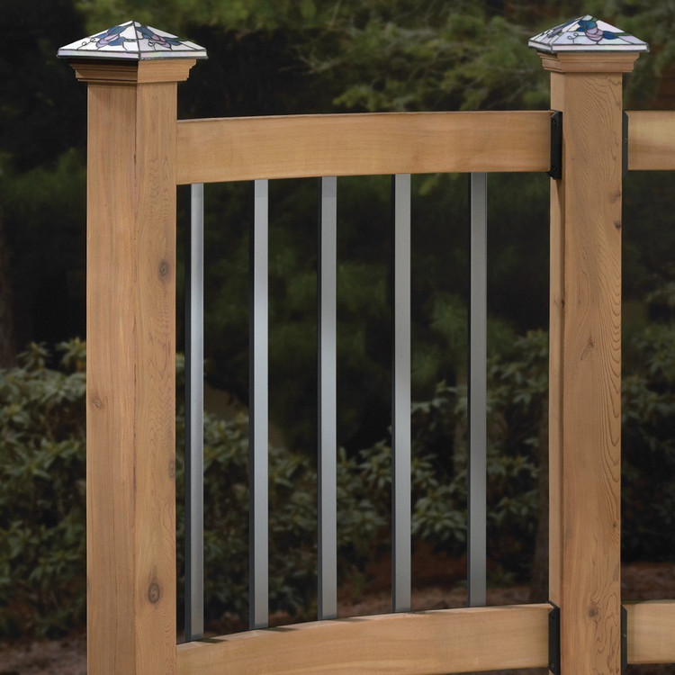 Deckorators Traditional Face Mount Balusters