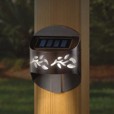 Deckorators Solar Accent Post